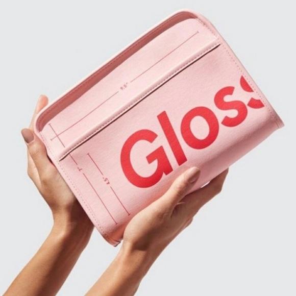 Glossier Makeup Bag